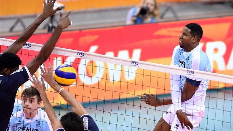 Volley: Mondiale per Club, lo Zenit batte il Cruzeiro e vola in finale