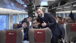 Una Juventus super elegante in viaggio verso Bologna