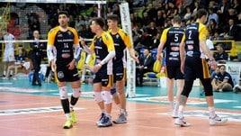 Volley: Superlega, Verona vince facile l'anticipo con Vibo