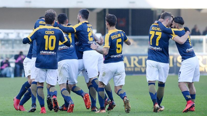 Verona-Milan 3-0, sprofondo rossonero: Hellas in gol con Caracciolo, Kean e Bessa