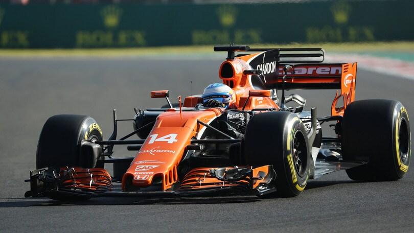F1, Brown: «Voglio che Alonso finisca la carriera in McLaren»
