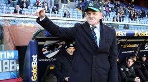 Sampdoria-Sassuolo 0-1: decide Matri sul finale