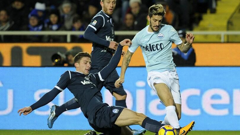 Serie A Atalanta-Lazio 3-3, il tabellino