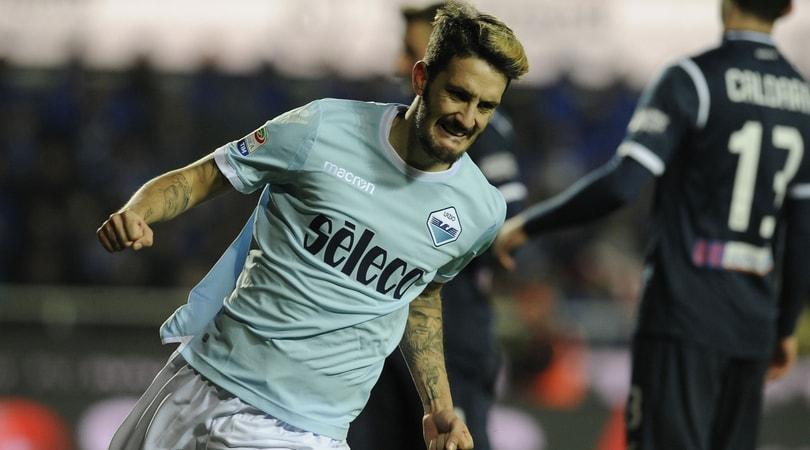 Serie A, Atalanta-Lazio 3-3:doppietta di Milinkovic-Savic e gol di Luis Alberto