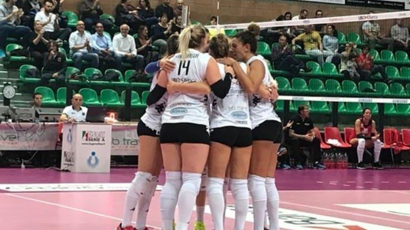 Volley: A2 Femminile, Cuneo vince a Marsala e prova la fuga
