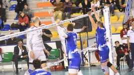 Volley: A2 Maschile, Girone Blu: Tuscania travolge Spoleto e resta prima
