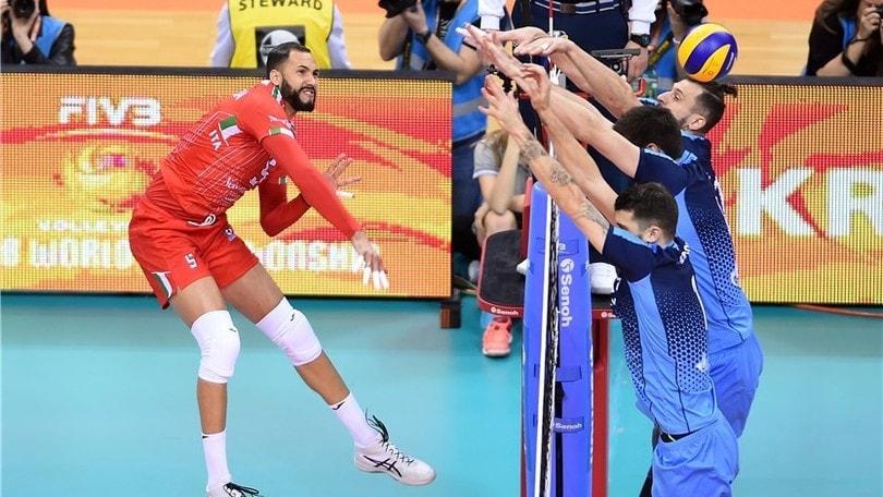 Volley: Mondiale per Club, il sogno della Lube si spegne sulle mani dello Zenit