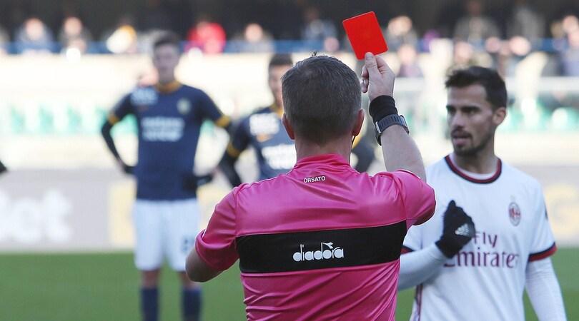 Serie A, Giudice Sportivo: una giornata a Suso e Zenga. Ecco tutti gli squalificati