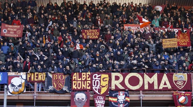 Juventus-Roma, settore ospiti esaurito in un'ora: a Torino oltre 2.000 romanisti