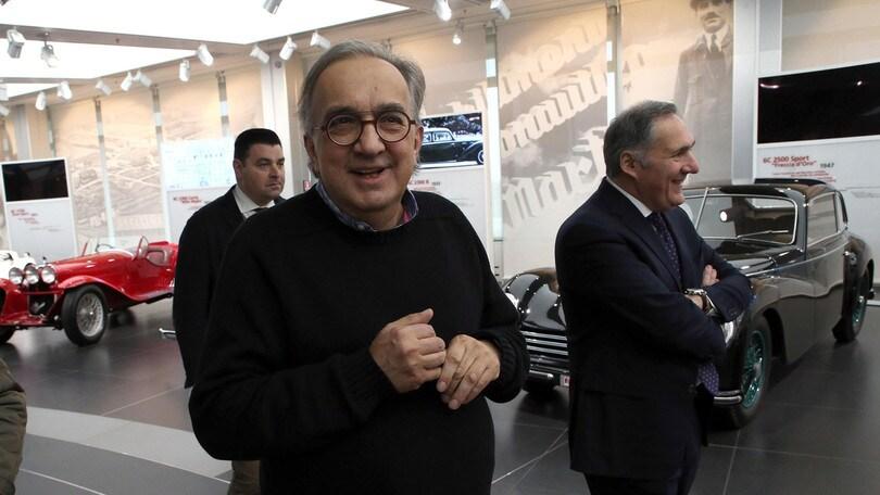 F1, Marchionne: «La Ferrari non ha paura dell'addio»