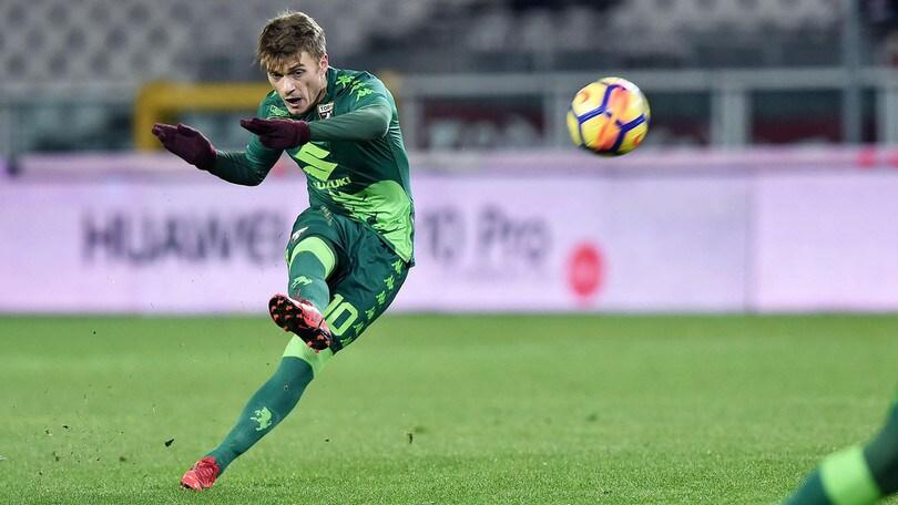 Serie A Torino, distrazione muscolare per Ljajic