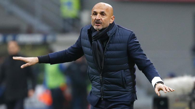 Spalletti, Inter non è quella ko sabato