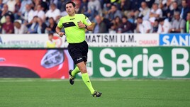 Serie B Frosinone-Foggia: dirige Sacchi. Salernitana-Palermo: Baroni