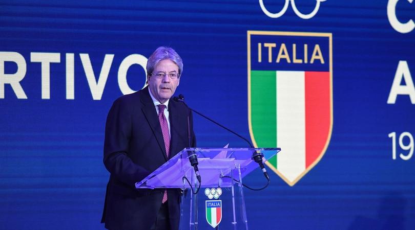 Collari d'Oro, Malagò: «Mai lo sport italiano è stato così vincente come nel 2017»