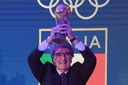 Collari d'Oro: premiati anche gli azzurri del 1982