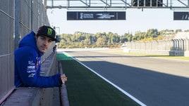 MotoGp, Viñales: «È stato facile dividere il box con Rossi»