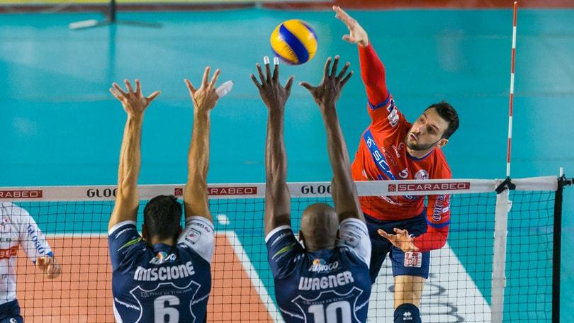 Volley: Coppa Italia A2 Maschile, domani le semifinali
