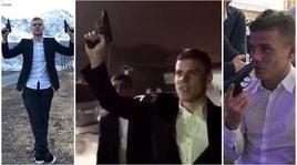 Zenit San Pietroburgo: Kokorin choc, al matrimonio con la pistola!