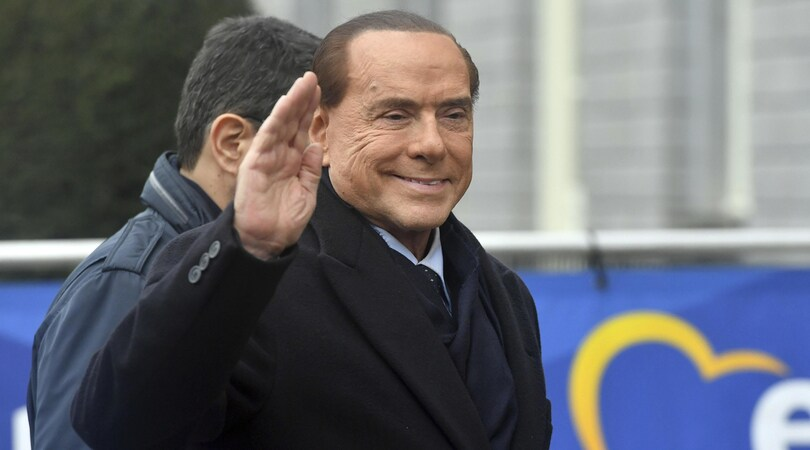 Berlusconi: «Ecco come dovrebbe giocare il Milan»