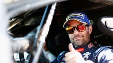 WRC, Loeb torna al volante della Citroen