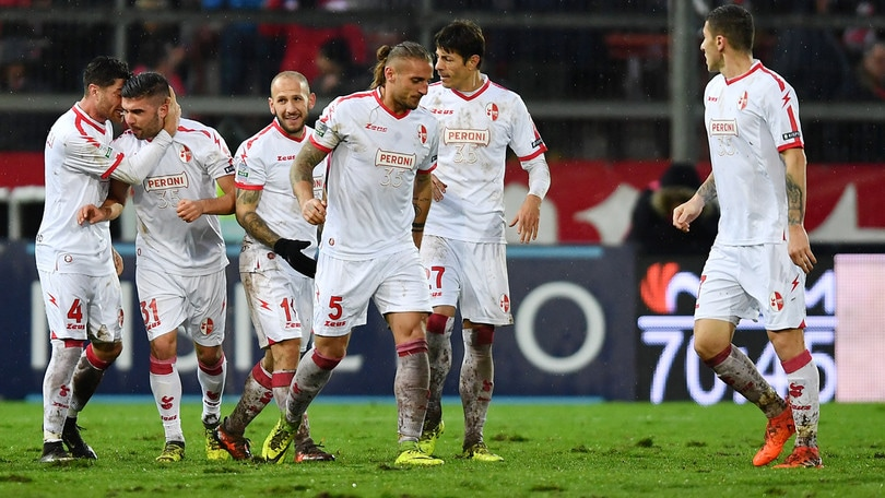 Serie B: Bari-Parma, la «X» fa gola a 3,15