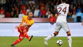 Calciomercato Foggia, ufficiale: torna Iemmello dal Benevento