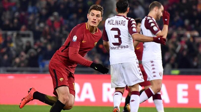 Coppa Italia, Roma-Torino 1-2: Schick non basta, Di Francesco eliminato