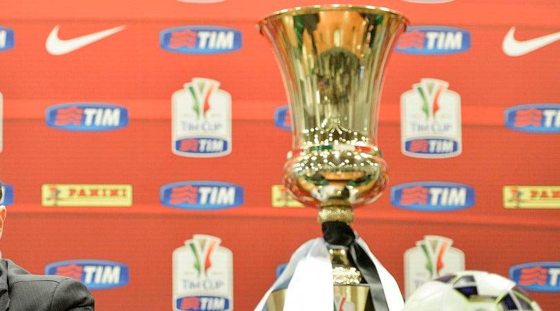 Quarti Coppa Italia: il programma e le dirette tv