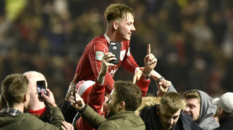 Coppa di Lega inglese, impresa del Bristol: eliminato il Manchester United
