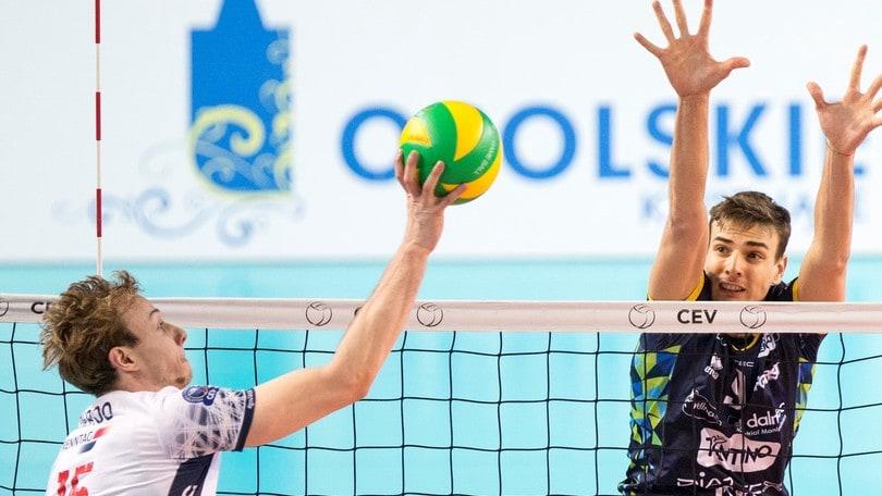 Volley: Champions League, per Trento una sconfitta che fa male