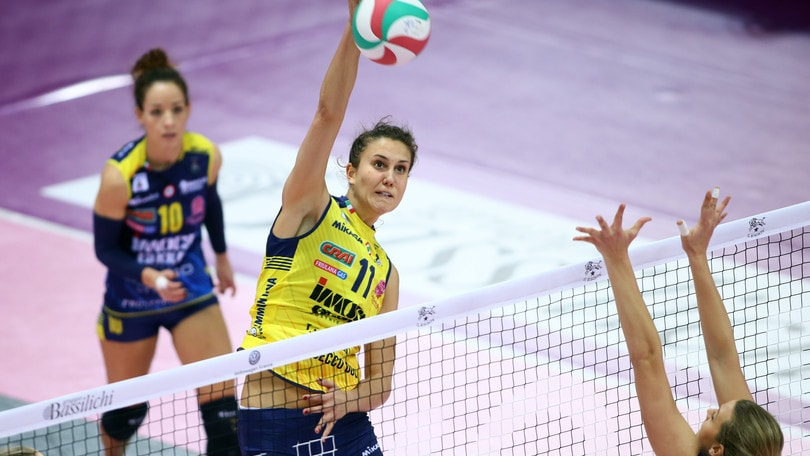 Volley: Coppa Italia A1 Femminile, Monza a sorpresa, ok Imoco e Novara