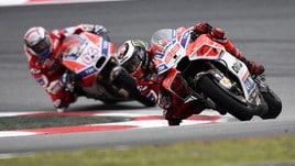 MotoGp, Lorenzo: «L'anno prossimo mi gioco il titolo con Dovi»
