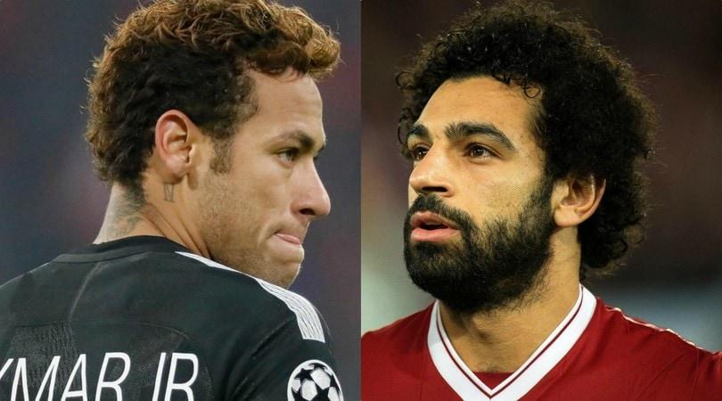 Neymar esalta Salah: «Grande giocatore, può fare la differenza al Mondiale»