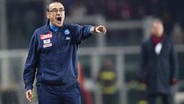 Serie A, Napoli-Samp: l'88% scommette sull'«1»