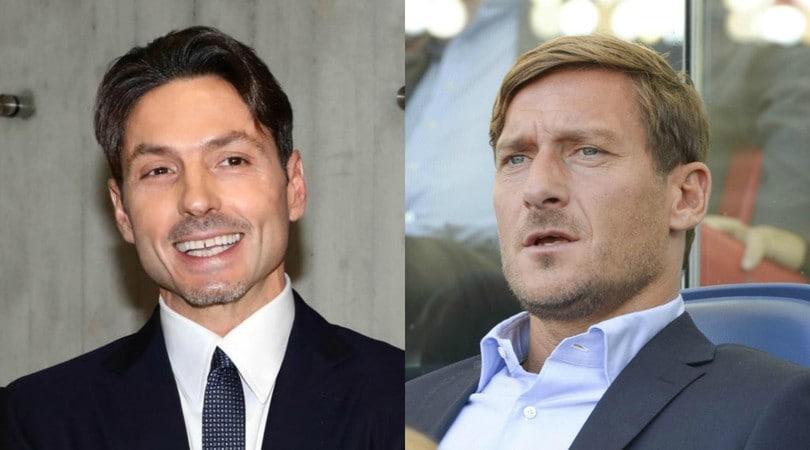 Mediaset, Pier Silvio Berlusconi: «Voglio coinvolgere Totti nel progetto sui Mondiali»