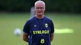 Veltroni intervista Ranieri: «Dybala e Nainggolan, due supermen»