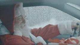 Nissan, anche a Natale meglio i cavalli delle renne