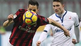 Serie A Atalanta-Milan, formazioni ufficiali e tempo reale alle 18. Dove vederla in tv