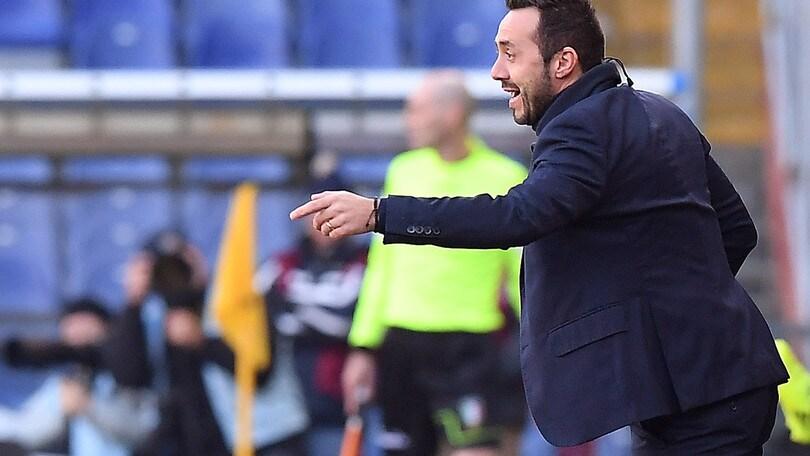 Serie A Benevento, De Zerbi: «Dobbiamo onorare il campionato»