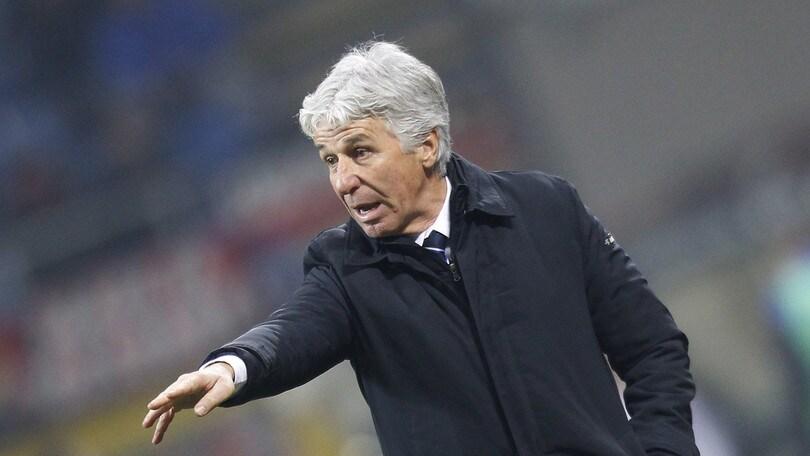Serie A Atalanta, Gasperini: «Vincere con il Milan è una grande gioia»