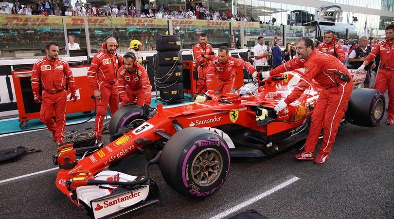 Formula 1, dal 2019 ci sarà un nuovo peso minimo per i piloti