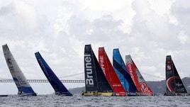 Volvo ocean race, Mapfre senza rivali