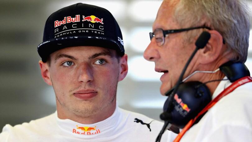 F1, Marko: «Tra Verstappen e Ricciardo non ho un preferito»