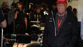 F1, Lauda: «Mai avuti contatti con Verstappen»