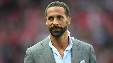 Rio Ferdinand: «Lacrime di Ronaldo? Teme di saltare l'Old Trafford»