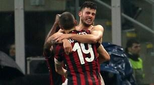 Coppa Italia, Milan-Inter 1-0: Cutrone regala la semifinale a Gattuso