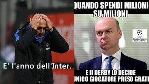 Cutrone eroe del web, quante ironie sull'Inter di Spalletti!