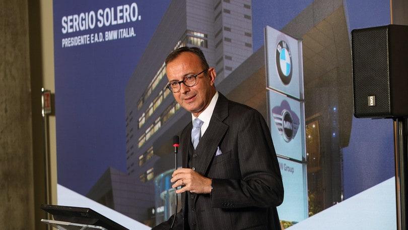 Solero, Bmw: «Innovare per confermarsi leader»