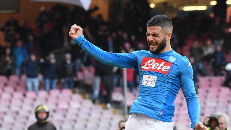 Serie A: Crotone-Napoli, azzurri a 1,25