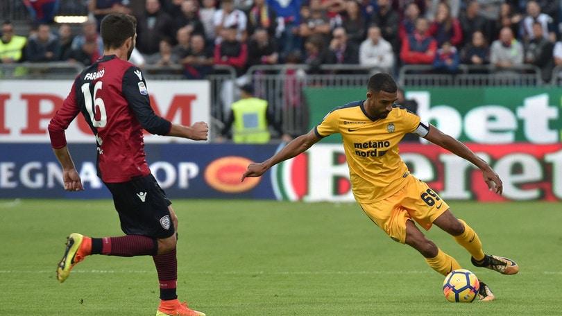 Serie A Verona, Souprayen rientra in gruppo